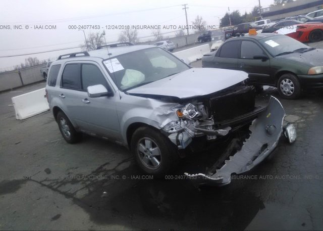 Inventory #140345121 2012 FORD ESCAPE