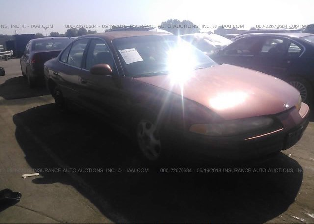 Inventory #648128487 1998 Oldsmobile INTRIGUE