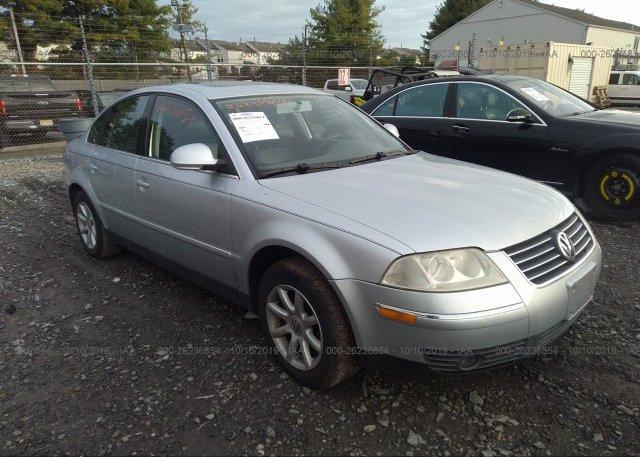 Inventory #171644460 2005 Volkswagen PASSAT