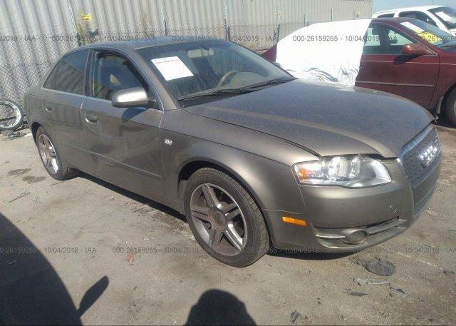 Inventory #639621992 2006 AUDI A4