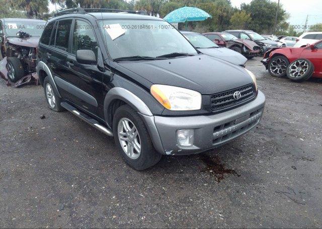 Inventory #390420309 2003 Toyota RAV4