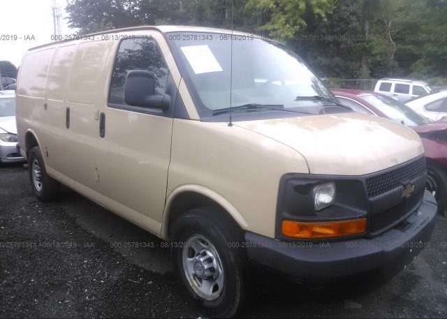 Inventory #936291615 2011 Chevrolet EXPRESS G2500