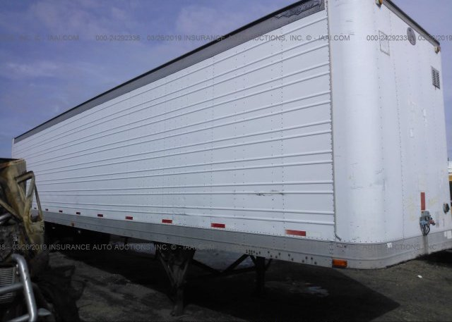 Inventory #101784794 1987 GREAT DANE TRAILERS VAN