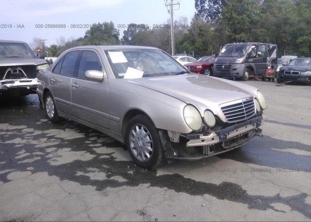 Wdbuf65j45a713908 Salvage Certificate Blue Mercedes Benz E