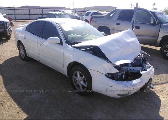 Inventory #620248811 1999 Oldsmobile ALERO