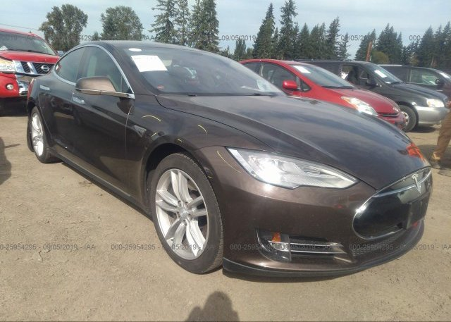 Inventory #102405274 2013 Tesla MODEL S