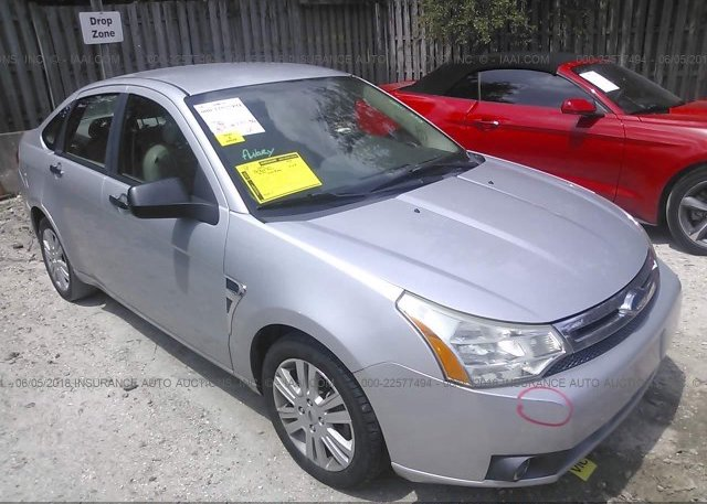 Inventory #286021885 2009 FORD FOCUS