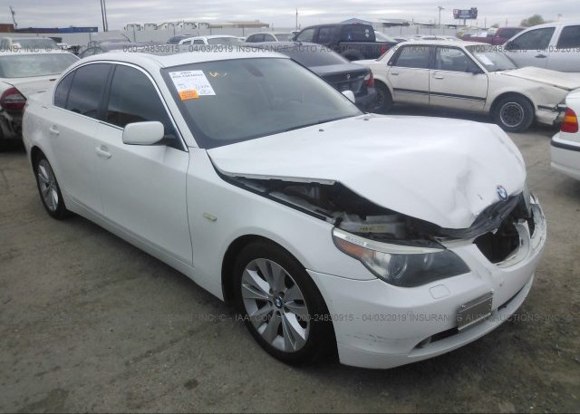 Inventory #390872862 2006 BMW 550