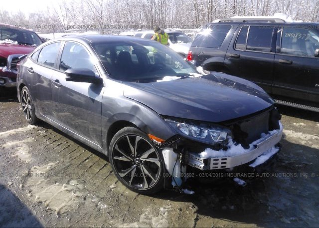 Inventory #448116829 2017 Honda CIVIC