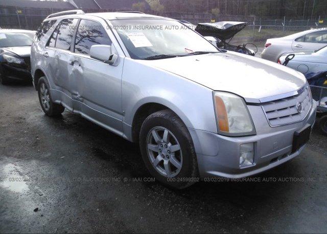 Inventory #469559316 2006 Cadillac SRX