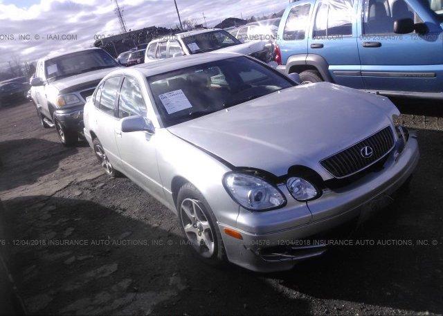 Inventory #738789494 2005 Lexus GS