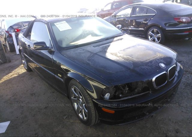 Inventory #156620058 2002 BMW 325