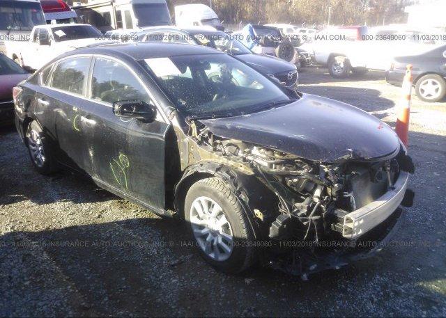 Inventory #419054827 2015 Nissan ALTIMA