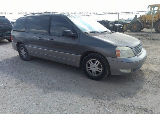 Inventory #551089907 2005 FORD FREESTAR