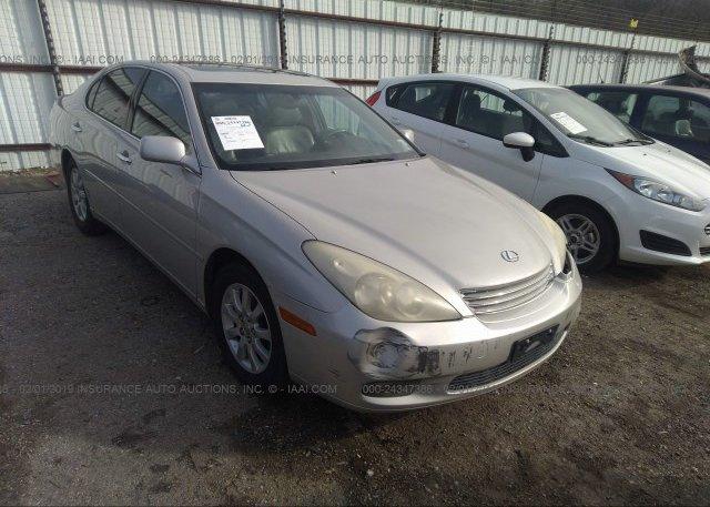 Inventory #507896463 2004 Lexus ES