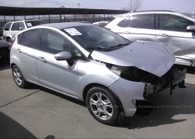 Inventory #114262351 2014 FORD FIESTA