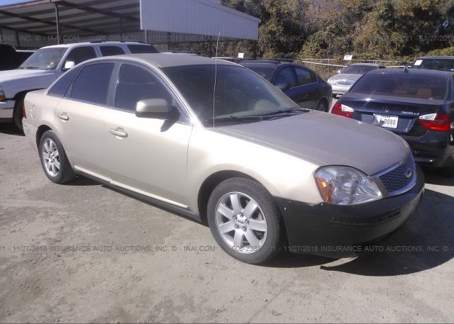 Inventory #930995436 2007 FORD FIVE HUNDRED