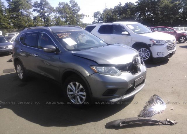 Inventory #496849779 2015 Nissan ROGUE