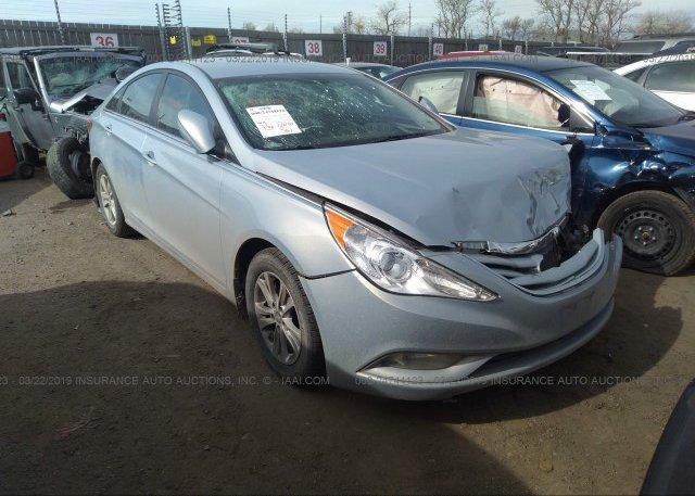 Inventory #277150716 2013 Hyundai SONATA