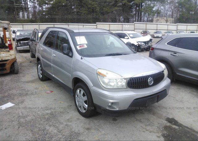Inventory #428213568 2007 Buick Rendezvous