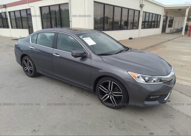 Inventory #698873405 2016 Honda ACCORD
