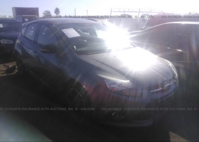 Inventory #539531386 2013 FORD FOCUS