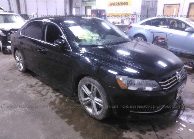 Inventory #329906131 2014 Volkswagen PASSAT