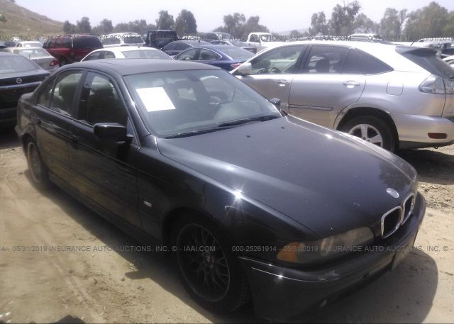 Inventory #597277843 2002 BMW 530