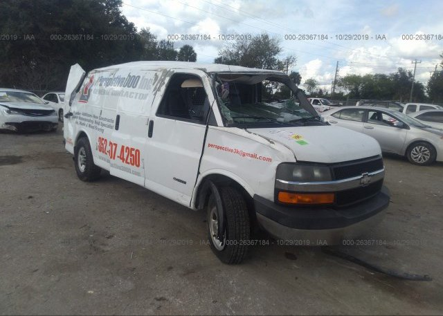 Inventory #118961122 2005 Chevrolet EXPRESS G2500