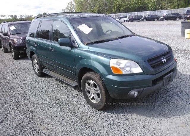 Inventory #931733853 2003 Honda PILOT