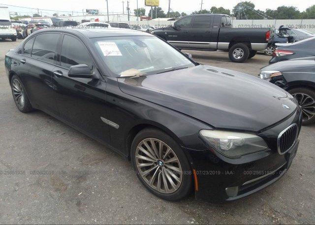 Inventory #436173524 2009 BMW 750