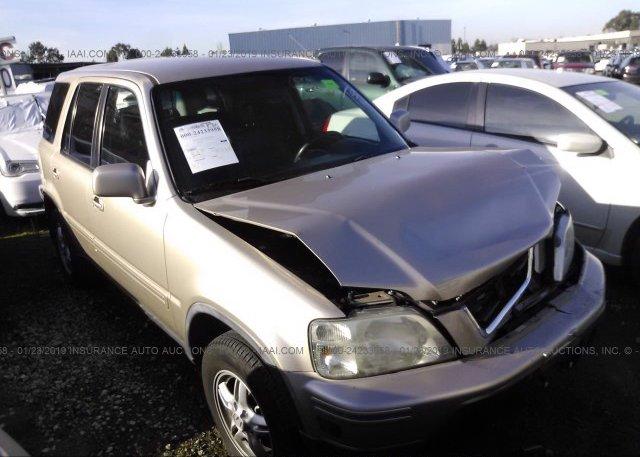 Inventory #759713314 2001 Honda CR-V