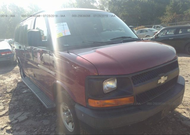 Inventory #731440271 2008 Chevrolet EXPRESS G3500