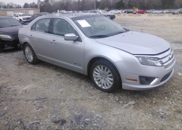 Inventory #496465136 2010 FORD FUSION