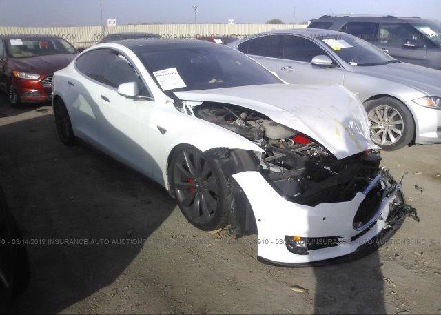 Inventory #263470458 2015 Tesla MODEL S