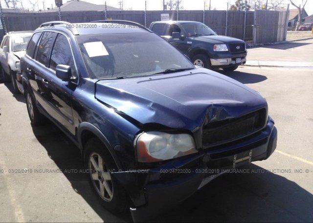 Inventory #153775544 2004 Volvo XC90