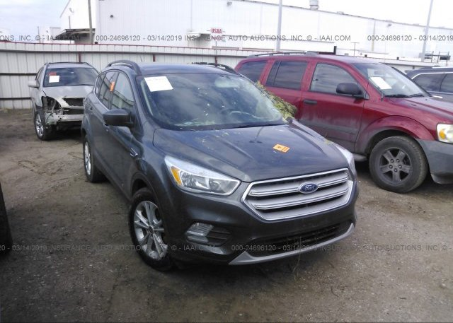 Inventory #936933777 2018 FORD ESCAPE