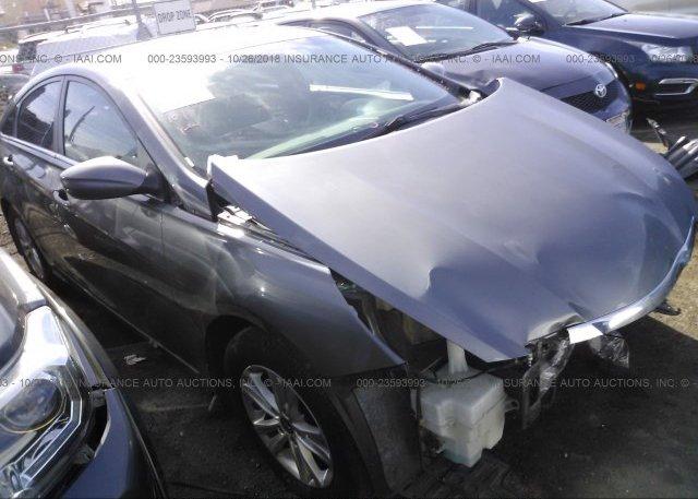 Inventory #649046014 2011 Hyundai SONATA