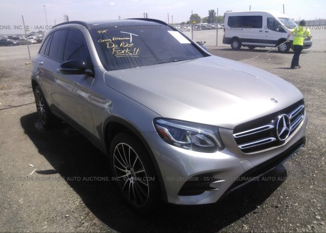 Inventory #275353639 2019 MERCEDES-BENZ GLC