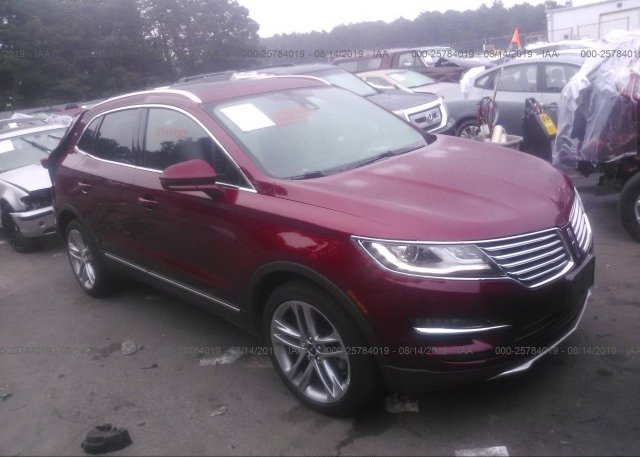 Inventory #877850690 2017 Lincoln MKC