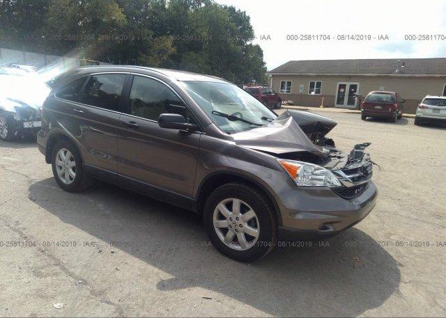 Inventory #651891948 2011 Honda CR-V