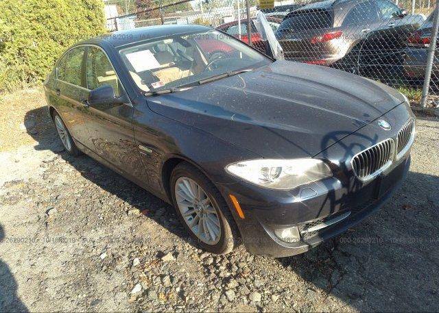 Inventory #219929118 2012 BMW 535