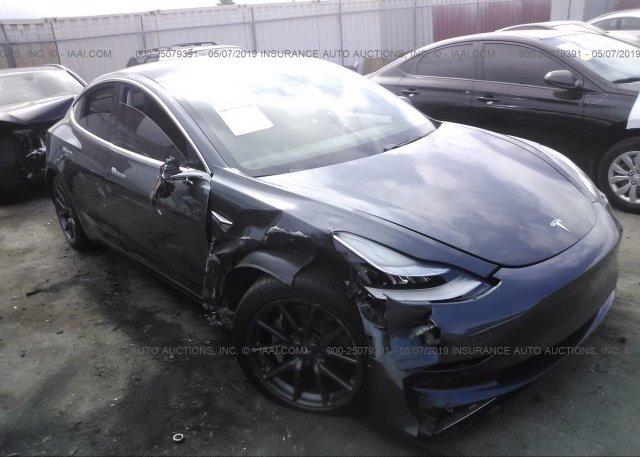 Inventory #937272441 2017 Tesla MODEL 3