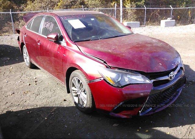 Inventory #248328653 2016 Toyota CAMRY