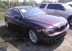 2006 BMW 750