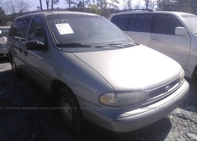 Inventory #447889154 1995 FORD WINDSTAR