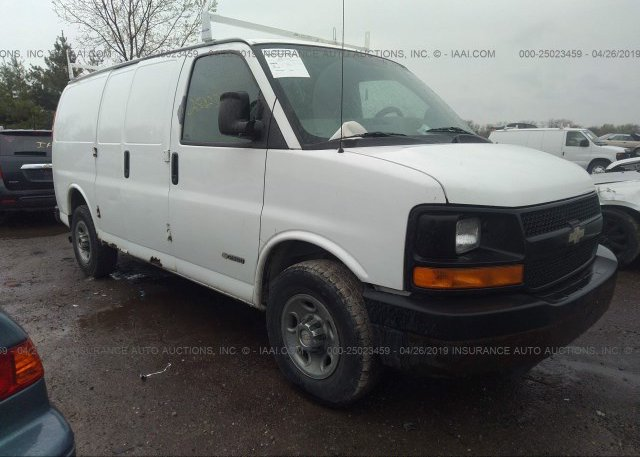 Inventory #423796753 2005 Chevrolet EXPRESS G2500