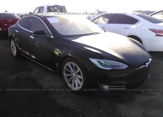 Inventory #925402507 2017 Tesla MODEL S