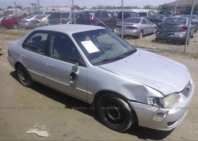 Inventory #543842350 2001 Toyota COROLLA