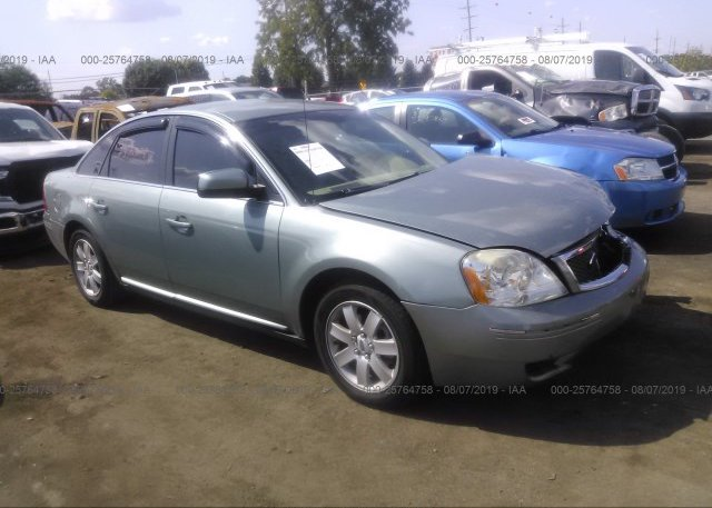 Inventory #798561004 2006 FORD FIVE HUNDRED